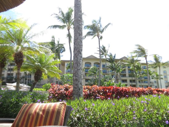 The Ritz-Carlton, Kapalua: Hotel Grounds