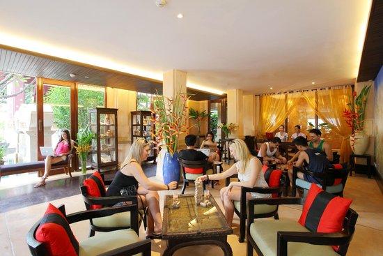 Burasari Resort: Lobby