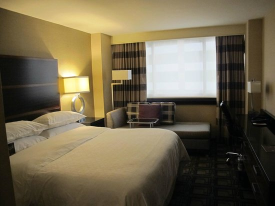 Sheraton New York Times Square Hotel : rooms