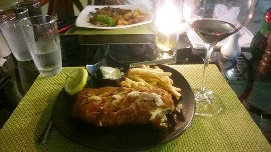Wine Cellar Pattaya : Cordon Bleu delightful