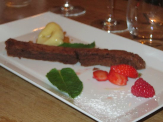Le Colimacon: Brownie