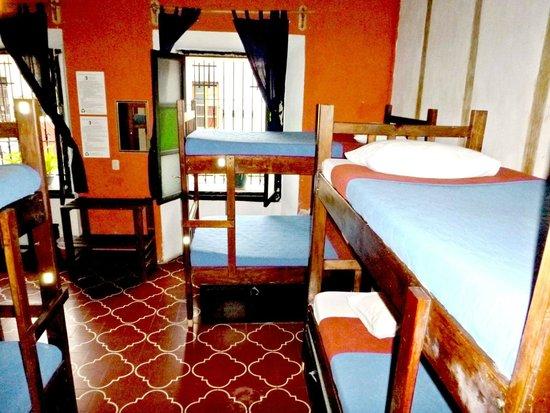 El Hostal Bed and Breakfast: Dorm Room No2
