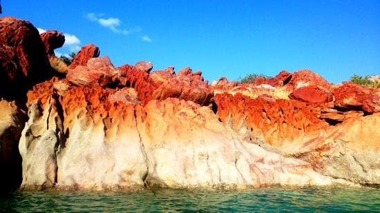 Kooljaman at Cape Leveque: Flame Rock @ Cygnet Bay