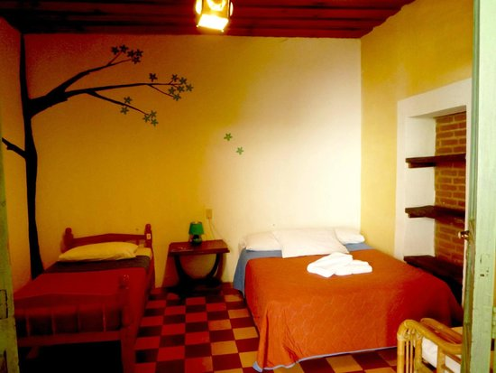 El Hostal Bed and Breakfast: Private Room No. 3