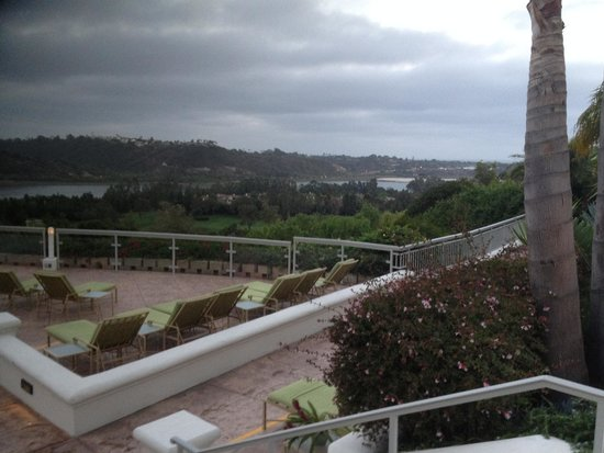 Park Hyatt Aviara Resort: View from pool area