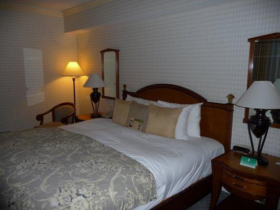 The Orchard Hotel : la habitacion