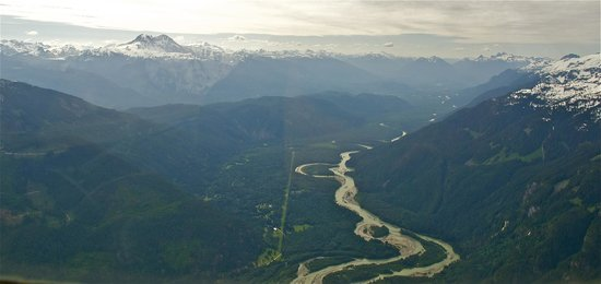 Sea to Sky Air: Squamish River