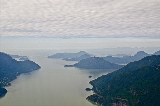 Sea to Sky Air: Howe Sound