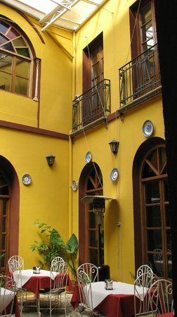 Hotel Mezquita : Dining Area