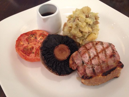Park Inn by Radisson Telford: The RBG Grill serves up some great food