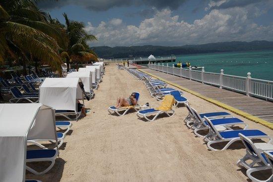 Royal Decameron Montego Beach: Playa Decameron