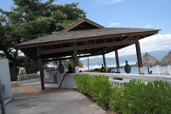 Royal Decameron Montego Beach: Area de Spa