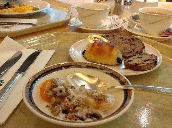 Keio Plaza Hotel Tokyo: Café da manhã