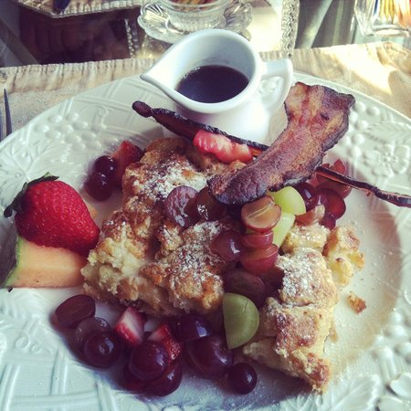 Hartwell House Inn: Perfect breakfast