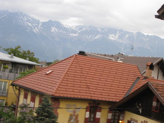 Bon Alpina: One of Best hotel in Austria with this view