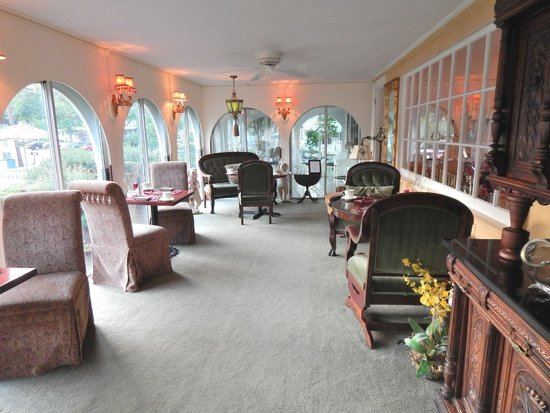 Hartwell House Inn : Breakfast area