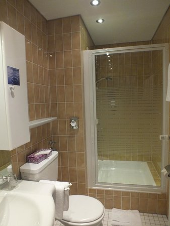 Allee Hotel Leidinger : Ванна