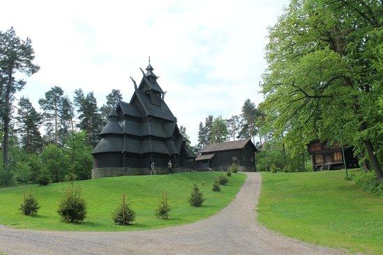 The Norwegian Museum of Cultural History: Norsk Folkemuseum
