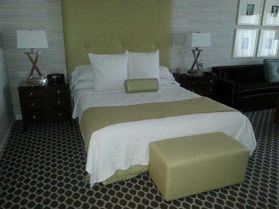 Caesars Palace: bed