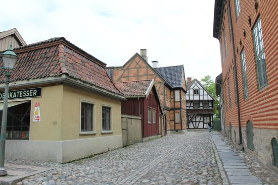 Musée folklorique norvégien : Norsk Folkemuseum