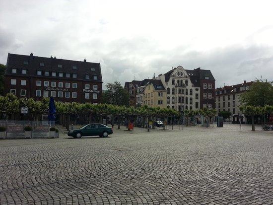 Vieille ville (Altstadt) : Старый город