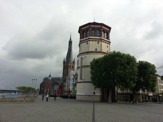Vieille ville (Altstadt) : Башня