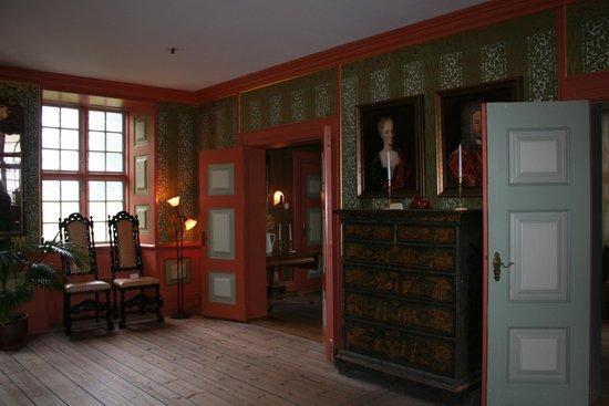 Utstein Kloster: Interno della residenza