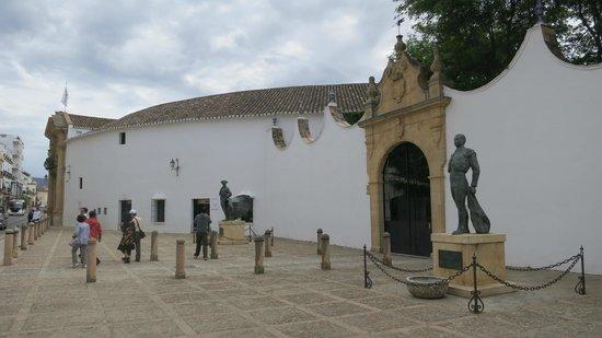 Hotel El Poeta de Ronda: La Maestranza