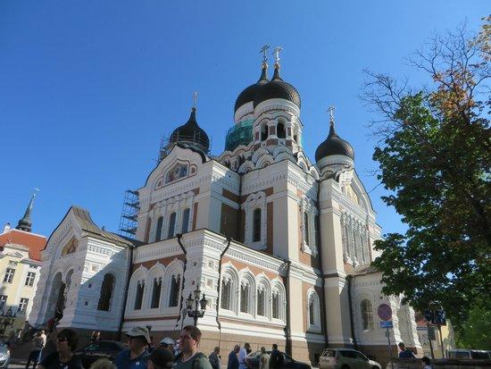 Tallinn Old Town: Church