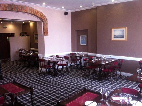 Aldos: New dining room