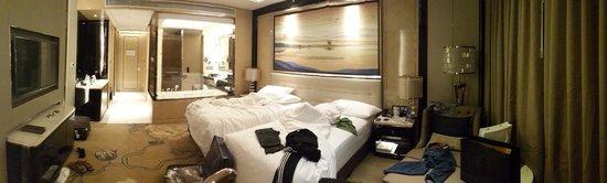 Wanda Vista Changsha: Panaroma view of room