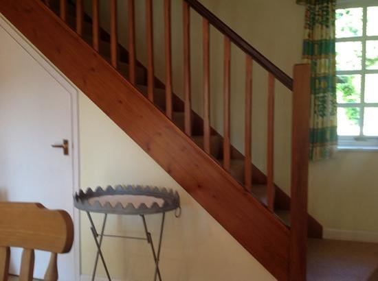 Orchard House B&B: own private staire case