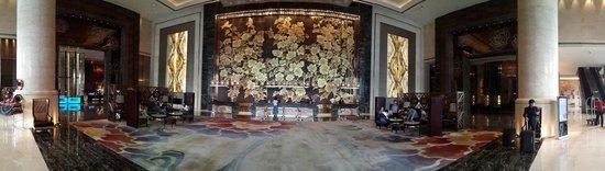 Wanda Vista Changsha: Lobby view