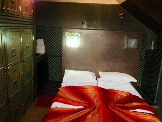 Riad Misria : 'Chambre Terrasse'