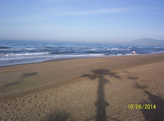 Diverhotel Marbella: Playa