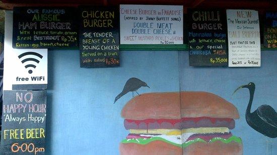 Ari Homestay: The Hot Dog Shop.