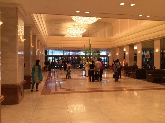 Keio Plaza Hotel Tokyo: Hall