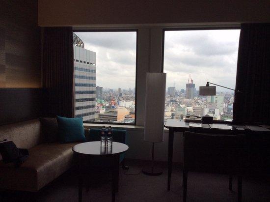 Keio Plaza Hotel Tokyo: Habitación pisó 29