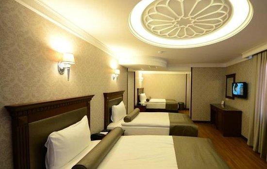 Grand Bazaar Hotel: Triple Room