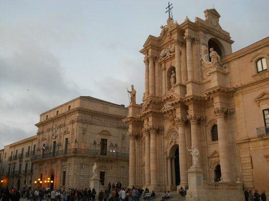 Duomo di Siracusa : Il Duomo