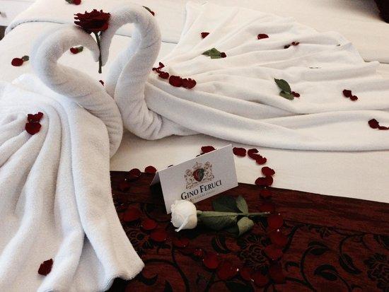 Gino Feruci Braga Hotel: Honeymoon