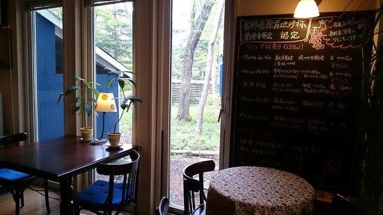Bellscabin cafe & guesthouse : 屋內-2