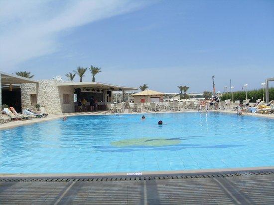 Ostria Resort & Spa : Vue du bar