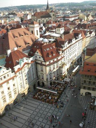 Old Town Square : Piazza della città vecchia