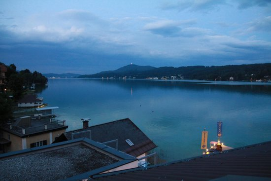Hotel Barry Memle Lakeside Resort: Vom Zimmer 13 aus