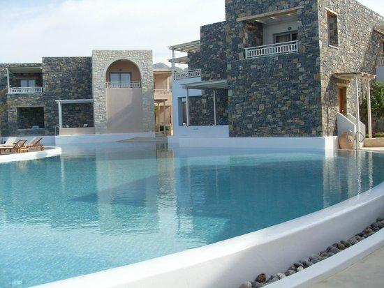 Ostria Resort & Spa : Le coté ZEN de l'hôtel