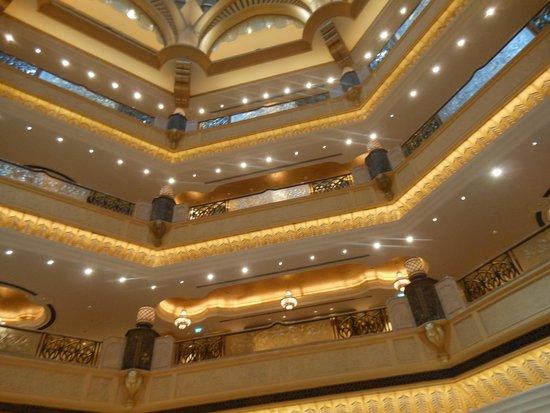 Emirates Palace : lobby