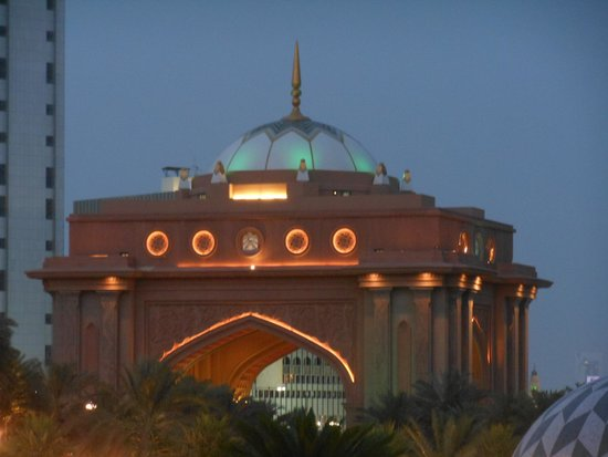 Emirates Palace: beautiful