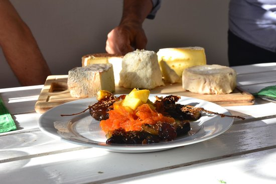 la fromagerie : cheese plate