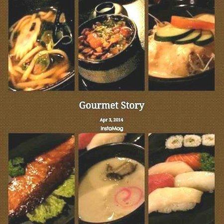 Nijyumaru Japanese Restaurant: These are delicious!!